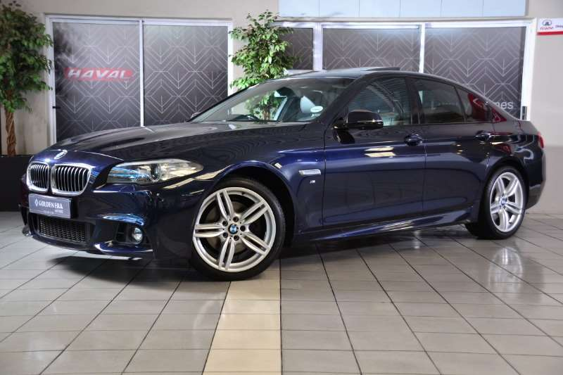 BMW 5 Series 520D M Sport Auto 2014