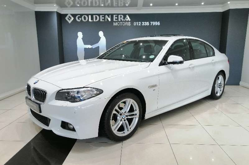 BMW 5 Series 520D M/Sport Auto 2014