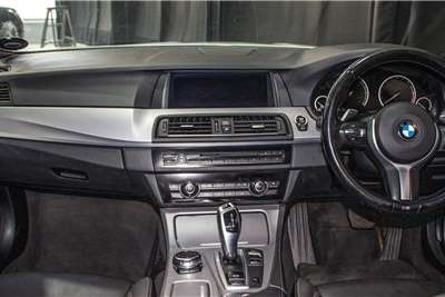 Used 2015 BMW 5 Series