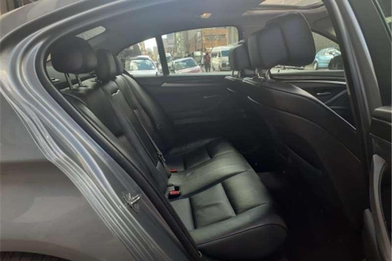 Used 2011 BMW 5 Series 520d M Sport steptronic