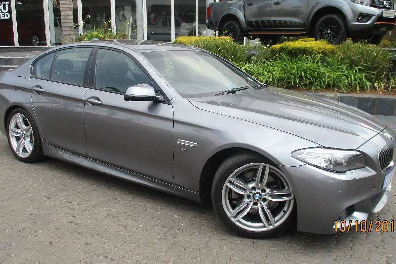 BMW 5 Series 520d M Sport steptronic 2016