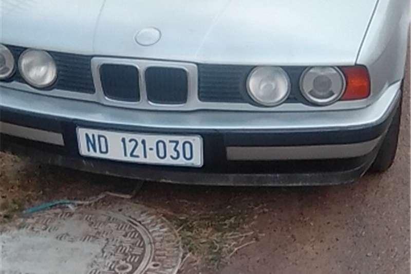 1992 BMW 5 Series