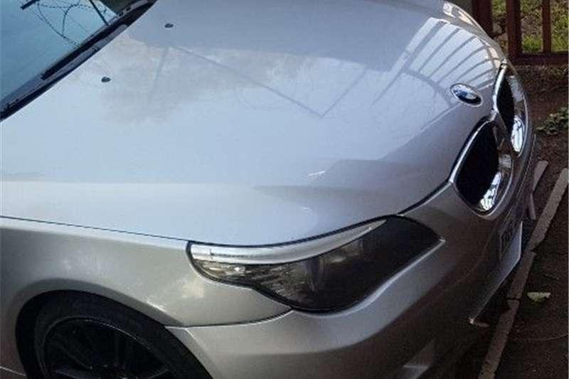 BMW 5 Series 520i 2007