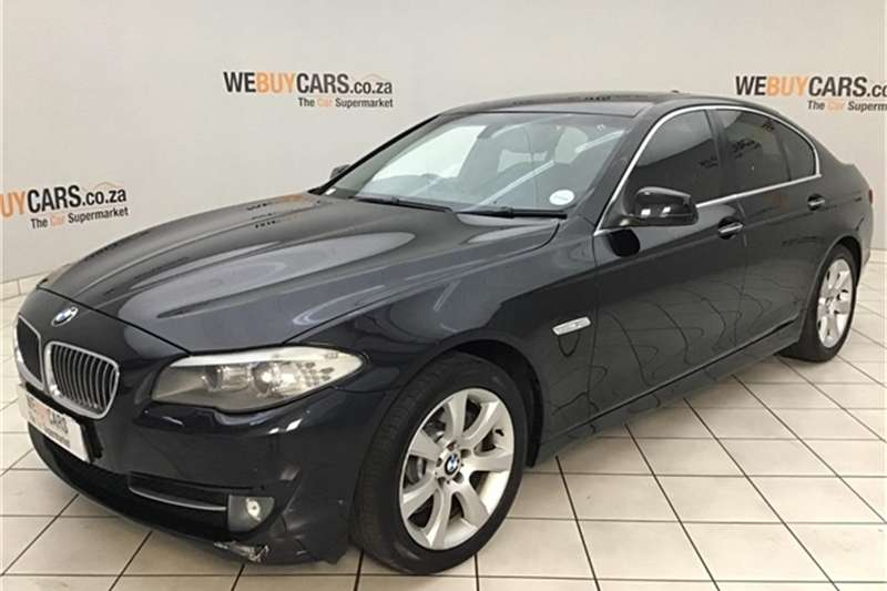 BMW 5 Series 520i 2013