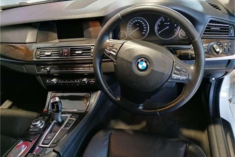 Used 2013 BMW 5 Series 520i