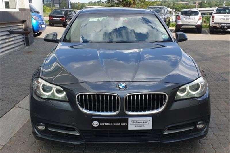 BMW 5 Series 520i 2016