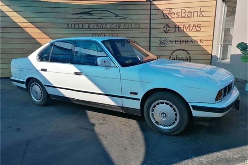 Used 1991 BMW 5 Series