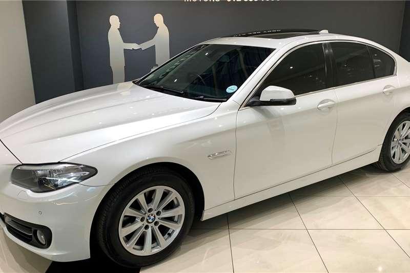 BMW 5 Series 520i Auto (F10) 2014
