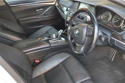 BMW 5 Series 520i Exclusive 2013