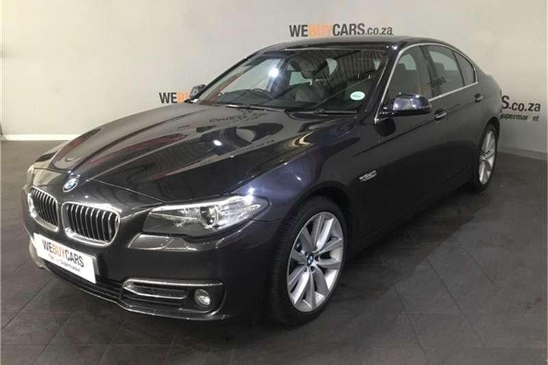 BMW 5 Series 520i Luxury 2015
