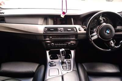 Used 2014 BMW 5 Series 520i Luxury Line