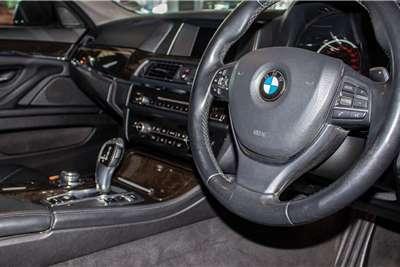 BMW 5 Series 520i Luxury Line Auto 2013
