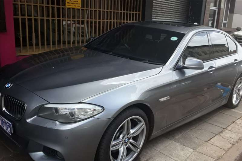 BMW 5 Series 520i M Sport 2012