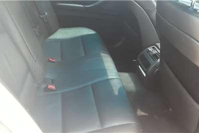 2012 BMW 5 Series 520i M Sport