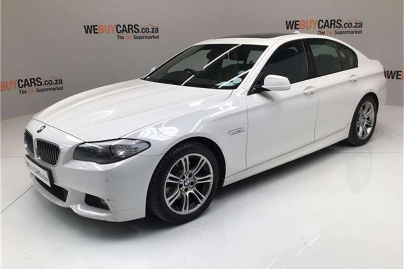 BMW 5 Series 520i M Sport 2013