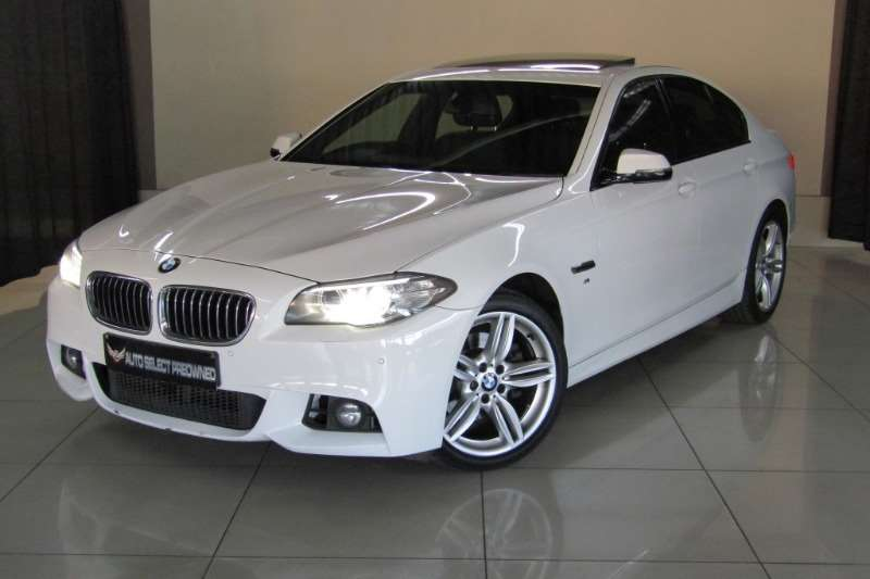 BMW 5 Series 520i M Sport 2014