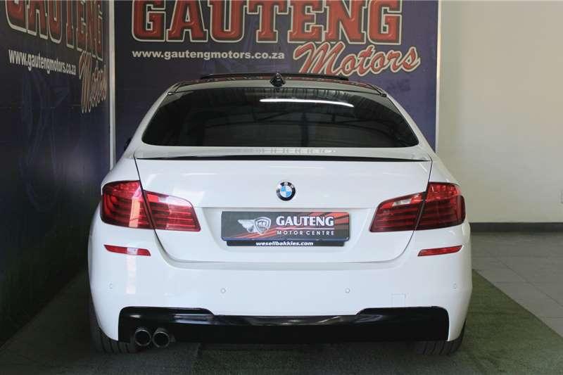 Used 2014 BMW 5 Series 520i M Sport