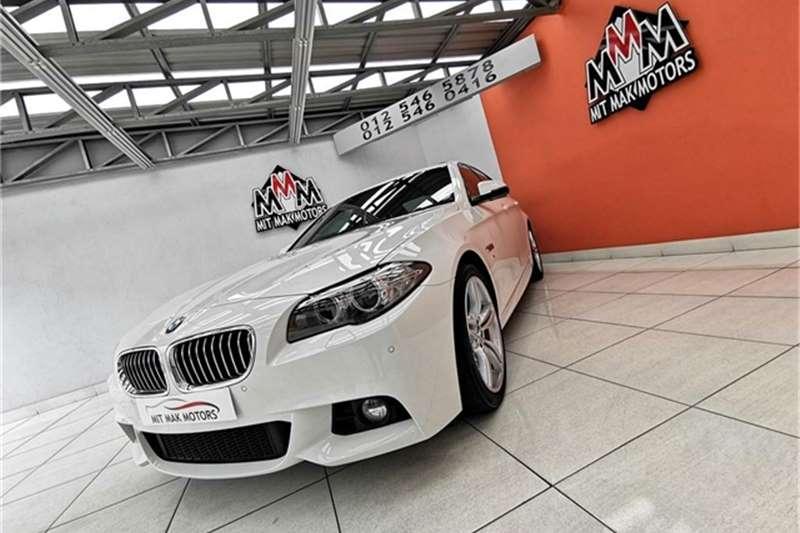 Used 2015 BMW 5 Series 520i M Sport
