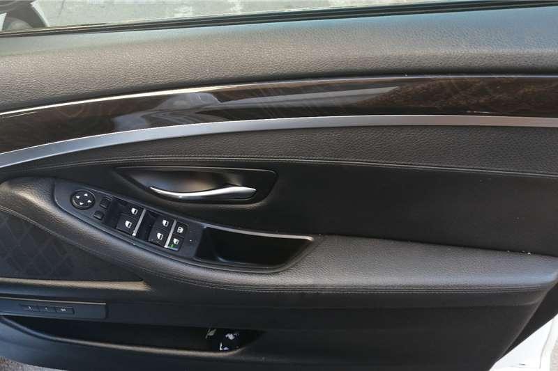 BMW 5 Series 520i M Sport 2016