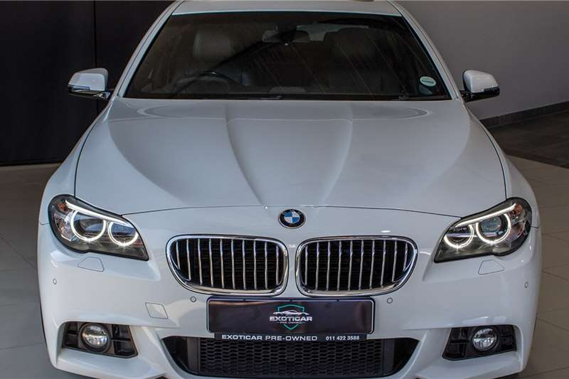 Used 2014 BMW 5 Series
