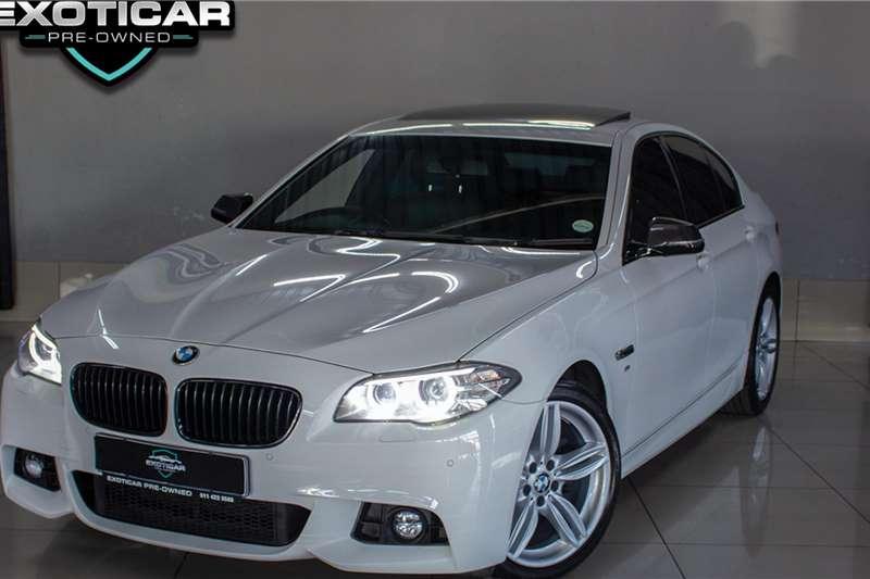 BMW 5 Series 520i M Sport Auto 2016