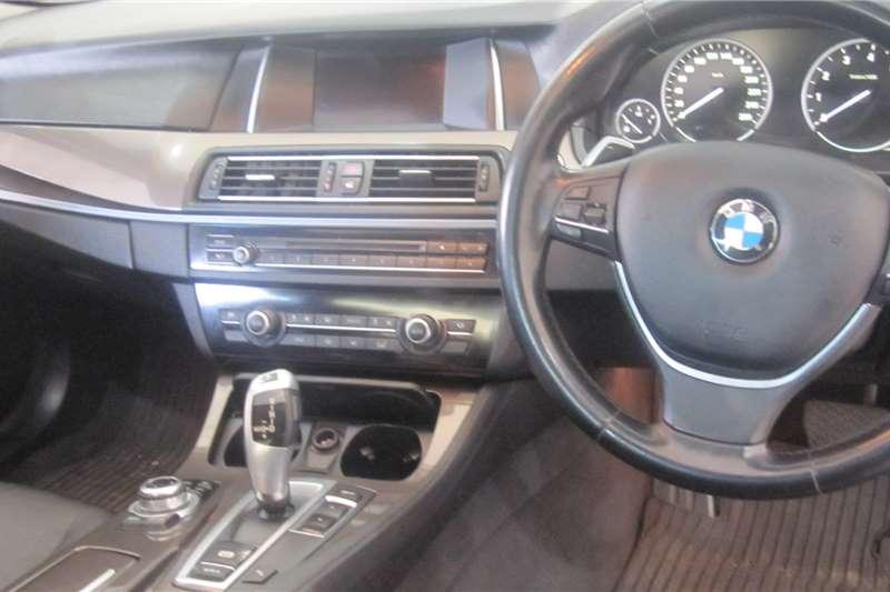 BMW 5 Series 520i Sport Line 2015