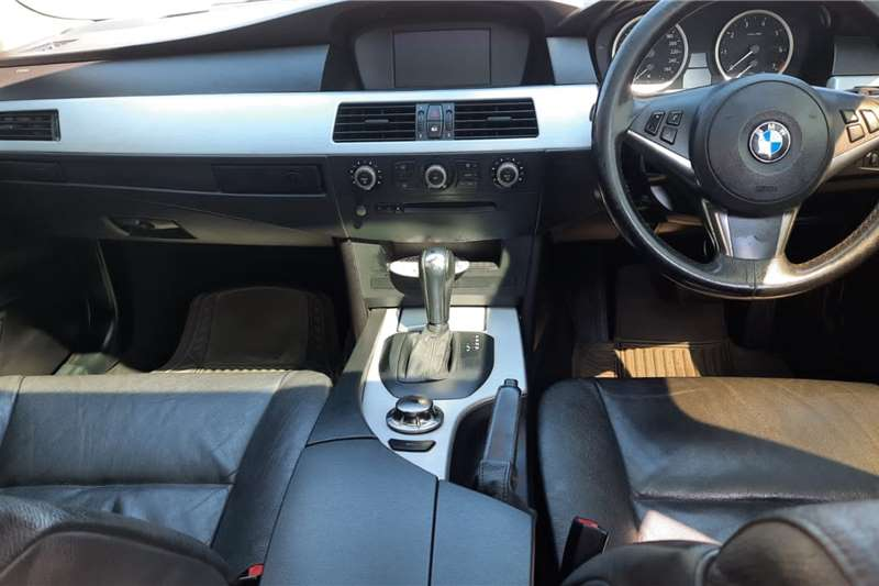 Used 2007 BMW 5 Series 523i