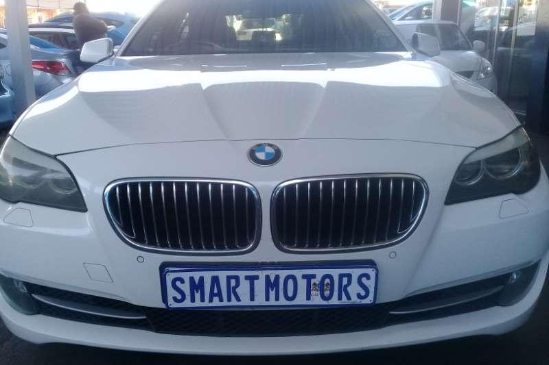 BMW 5 Series 523i 2012