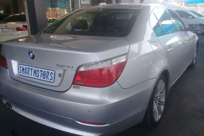 BMW 5 Series 523i Exclusive 2009