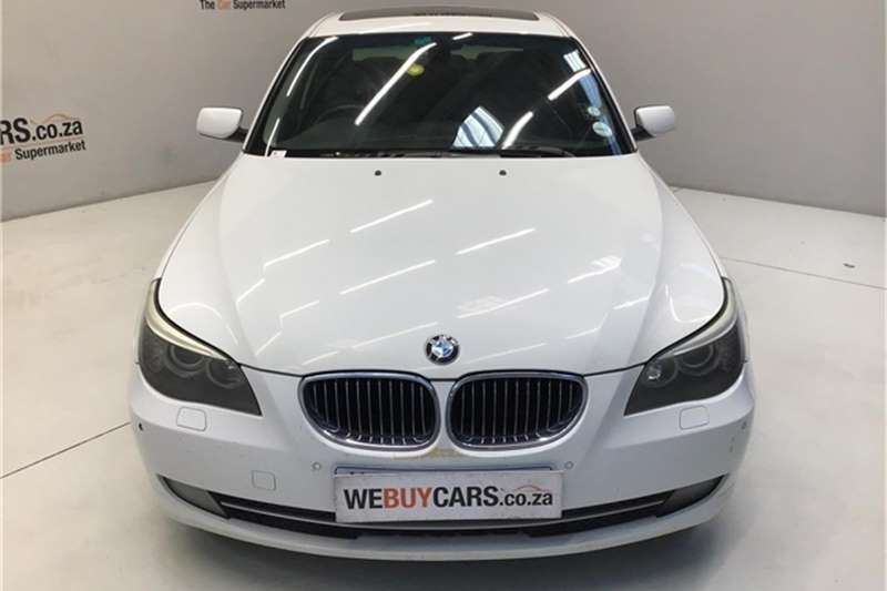 BMW 5 Series 523i Exclusive steptronic 2007