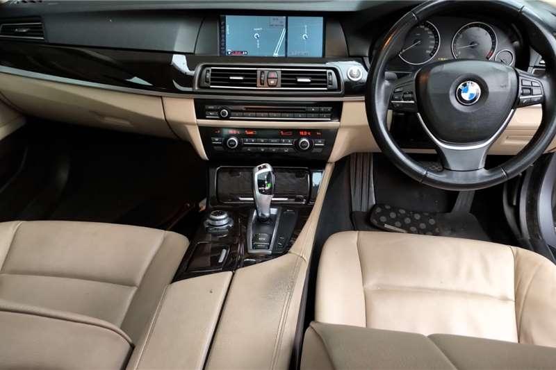 BMW 5 Series 523i Exclusive steptronic 2012