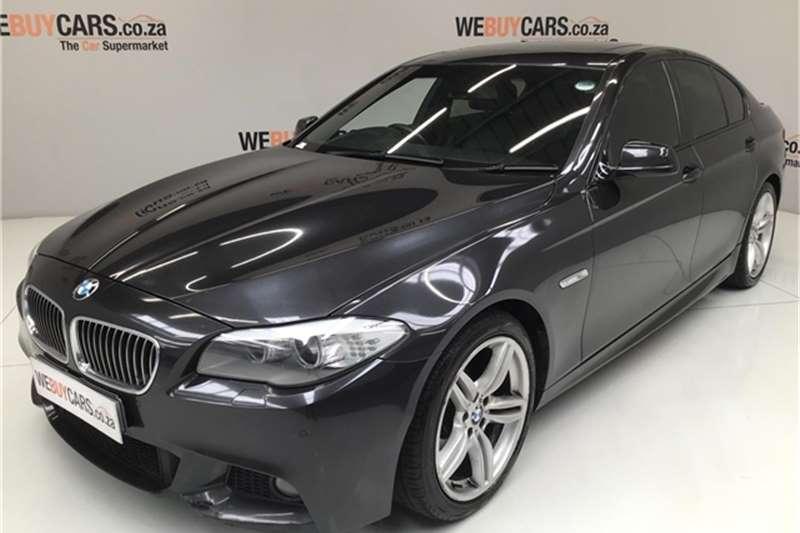 BMW 5 Series 523i M Sport 2011