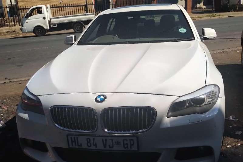 BMW 5 Series 523i M Sport 2013
