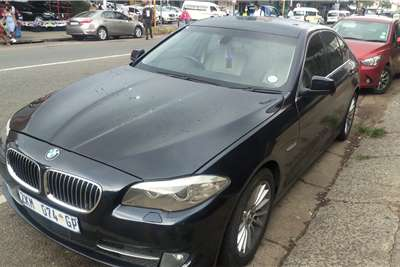 BMW 5 Series 523i steptronic 2012