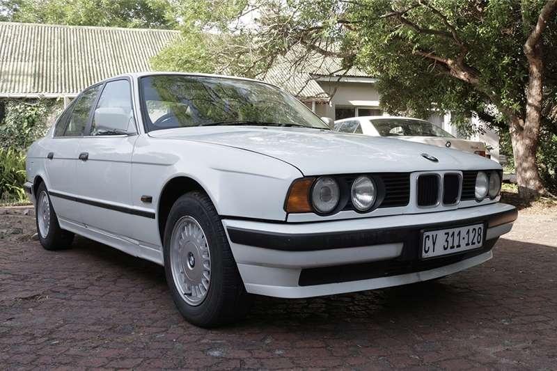 BMW 5 Series 525i 1991