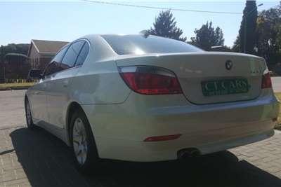 Used 2007 BMW 5 Series 525i