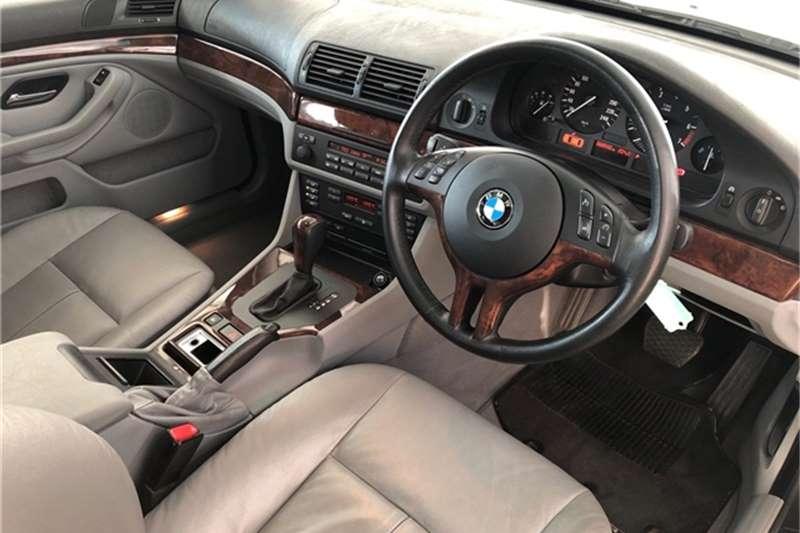Used 2002 BMW 5 Series