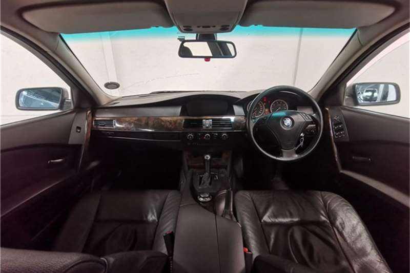 Used 2005 BMW 5 Series
