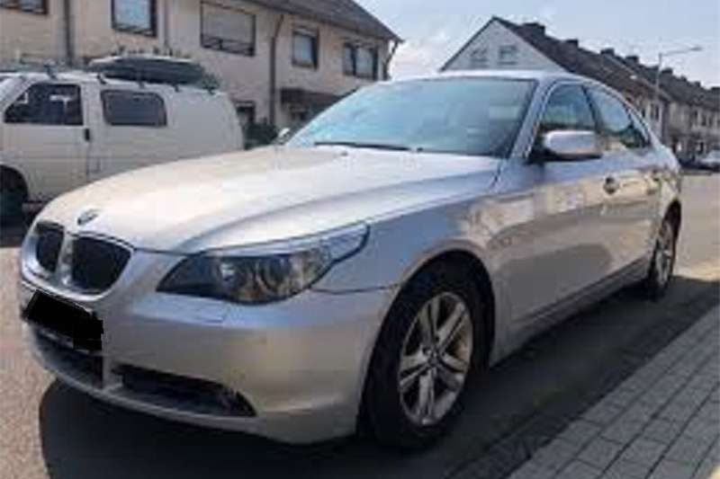 BMW 5 Series 525i Exclusive 2007