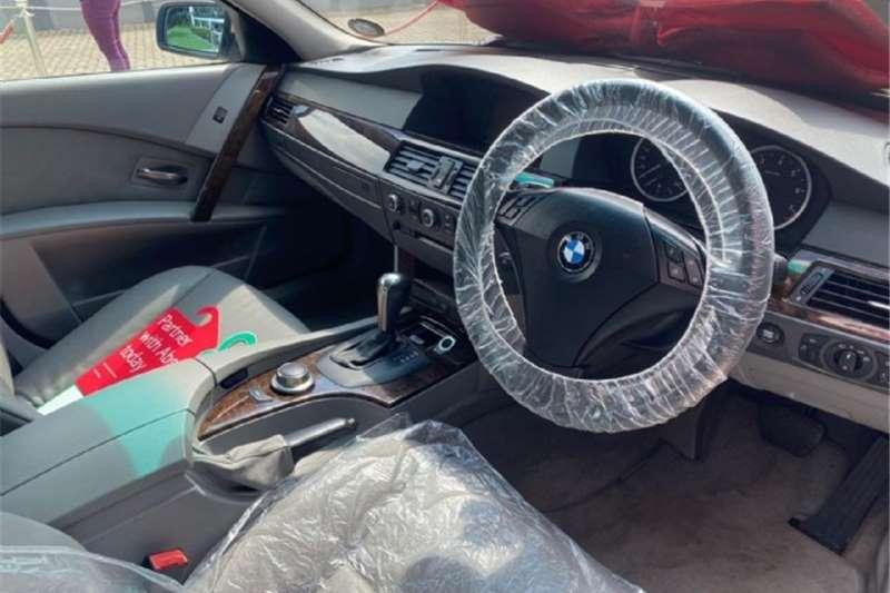 BMW 5 Series 525i Exclusive steptronic 2006