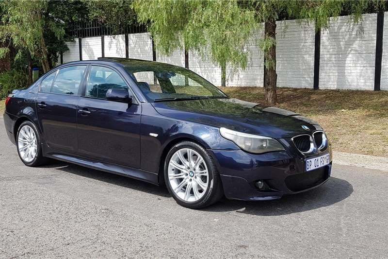 BMW 5 Series 525i M Sport steptronic 2006