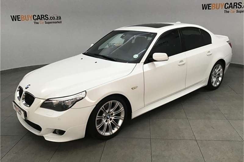 BMW 5 Series 525i steptronic 2009