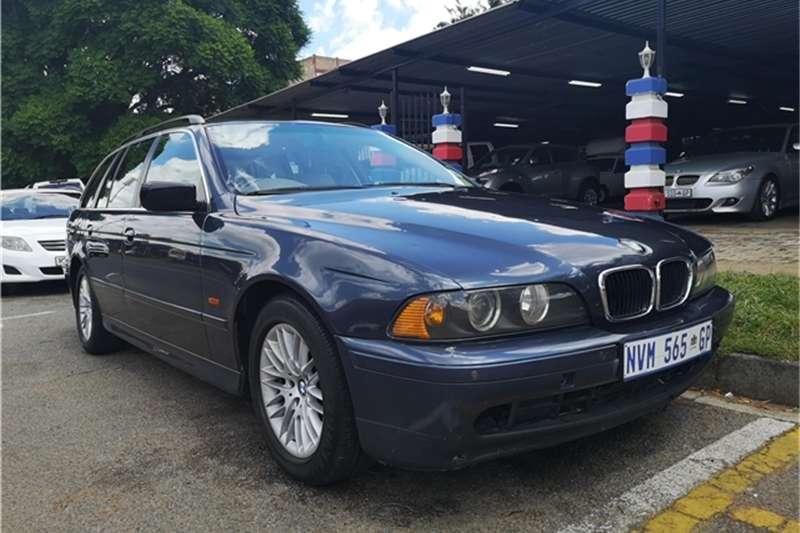 BMW 5 Series 525I TOURING (E39) 2002