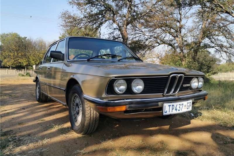 BMW 5 Series 528i 1981