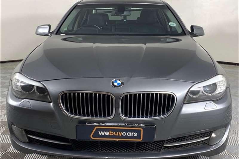 Used 2010 BMW 5 Series 528i
