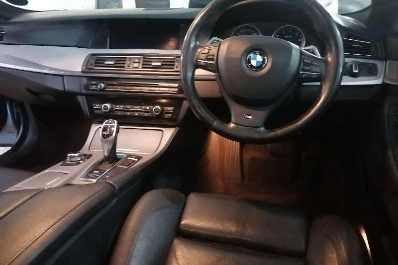 Used 2012 BMW 5 Series 528i