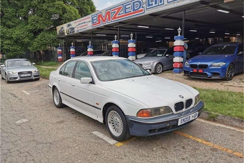 BMW 5 Series 528I A/T (E39) 1997