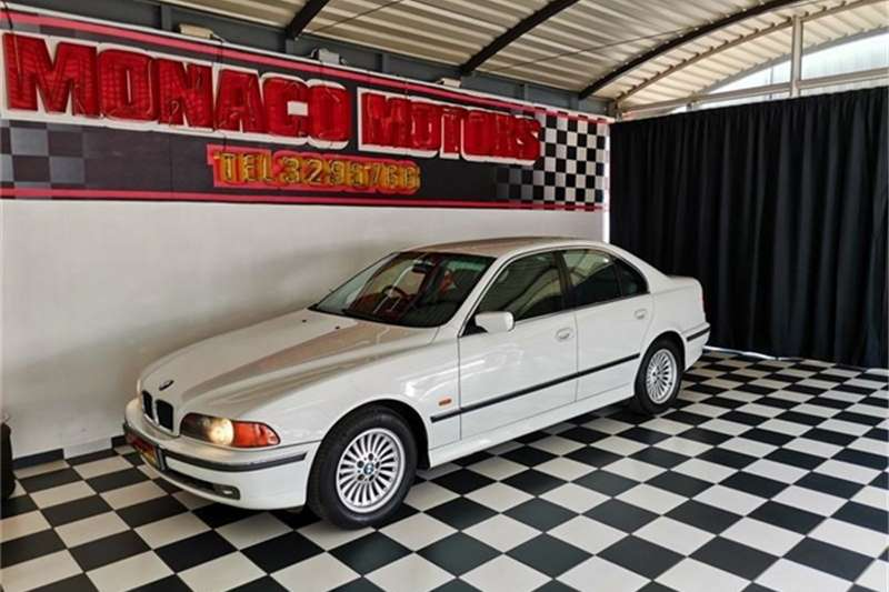 BMW 5 Series 528i Auto 1999