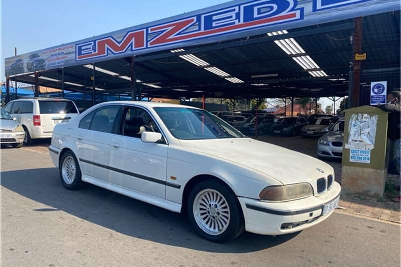 1996 BMW 5 Series