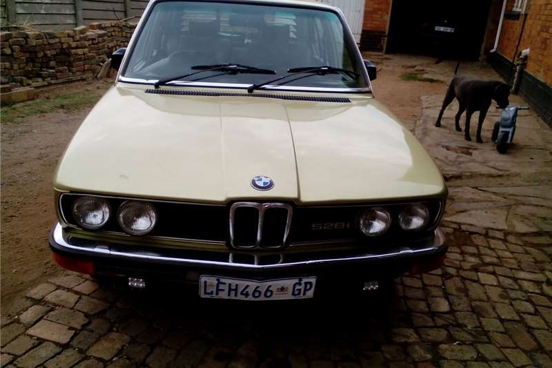 BMW 5 Series 528i Exclusive 1980